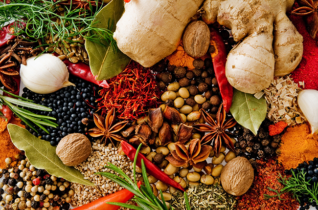 01.Cuisine-Spices