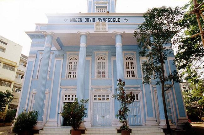 02.IN 428. Magen David Synagogue. MUMBAI (Bombay), India.-L-b7376d4fce