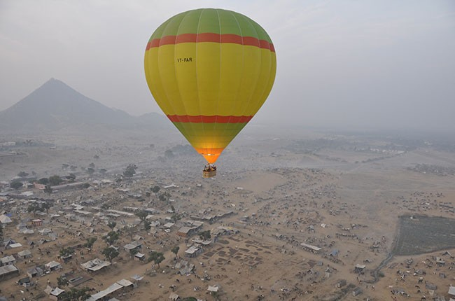 02.Sunrise flight Pushkar-8ee865d78e