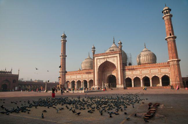 Jama-Masjid-Mosque