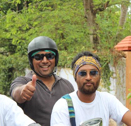 Kumaran & Selina Padayachee